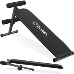 Скамья для пресса Oxygen Flat Sit Up Board