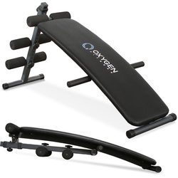 Скамья для пресса Oxygen Arc Sit Up Board