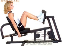 Силовой тренажер Body Solid Опция жим ногами GLP
