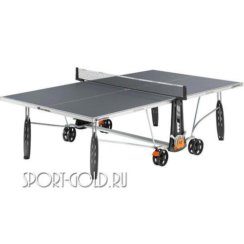 Теннисный стол CORNILLEAU Sport 250S Crossover Outdoor Серый