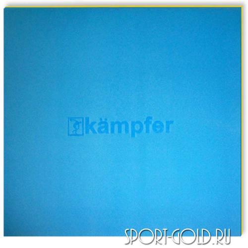 Спортивный мат Kampfer Татами Сине-желтый