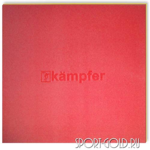 Спортивный мат Kampfer Татами Красно-желтый