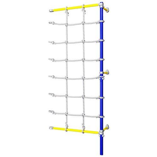 Аксессуар для ДСК ROMANA Dop7 - Комплект с канатным лазом пристенный Синяя слива
