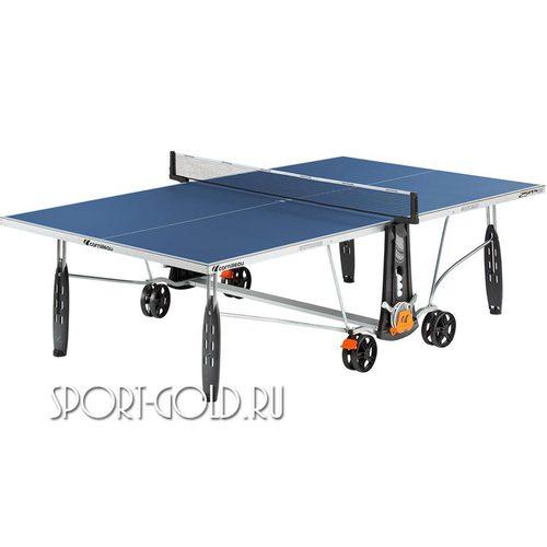 Теннисный стол CORNILLEAU Sport 250S Crossover Outdoor Синий
