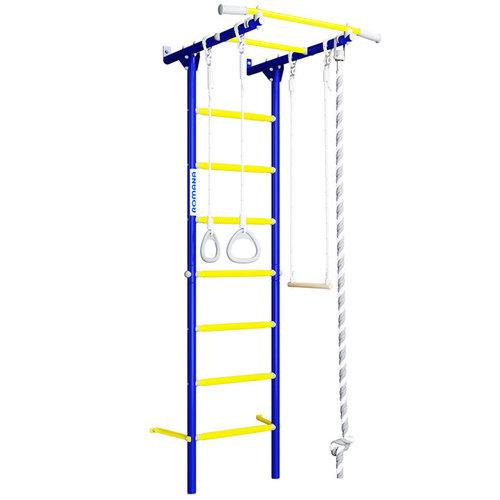 Детский спортивный комплекс ROMANA S1 / Karusel S1 Синяя слива 2020г