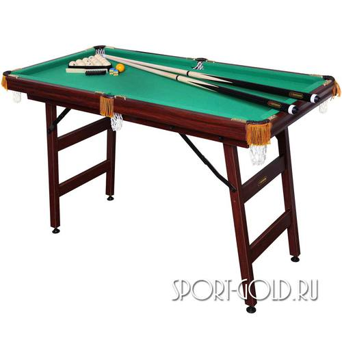 Бильядный стол Fortuna Русская Пирамида, Пул 4фт Русская пирамида