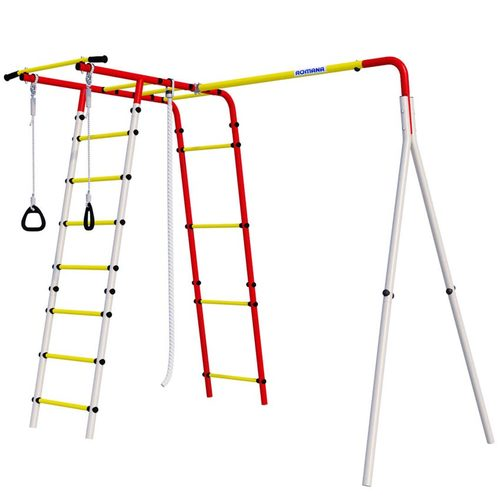 Детский спортивный комплекс для дачи ROMANA Лесная поляна-2 Без качелей