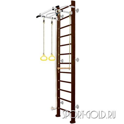 Детский спортивный комплекс Kampfer Helena Wall 3.0 м, Шоколадный