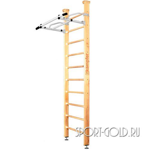 Детский спортивный комплекс Kampfer Swedish Ceiling 2.67 м, Натуральный (лак)