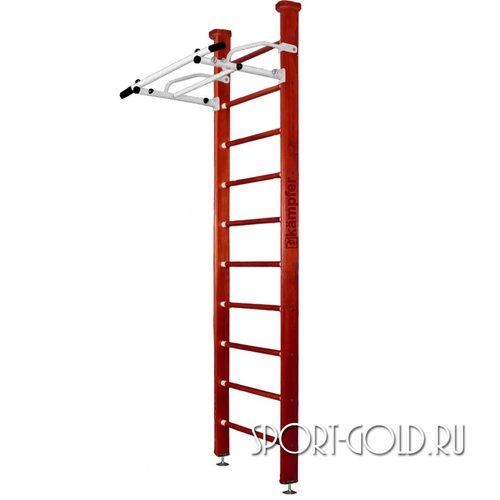 Детский спортивный комплекс Kampfer Swedish Ceiling 2.67 м, Вишневый