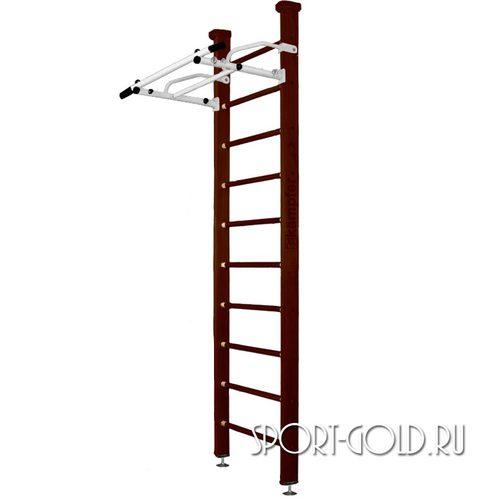 Детский спортивный комплекс Kampfer Swedish Ceiling 2.67 м, Шоколадный