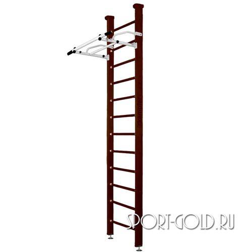 Детский спортивный комплекс Kampfer Swedish Ceiling 3.0 м, Шоколадный