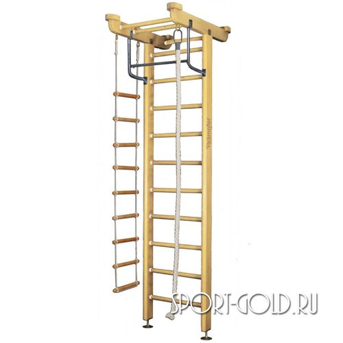 Детский спортивный комплекс Kampfer Little Sport Ceiling 2.71 м, Натуральный (лак)