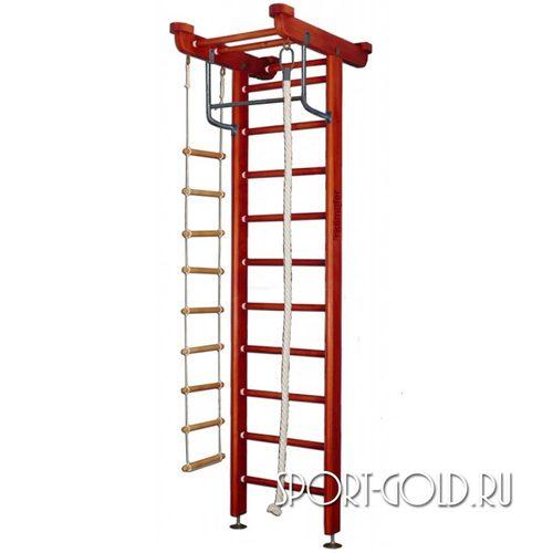 Детский спортивный комплекс Kampfer Little Sport Ceiling 2.71 м, Вишневый