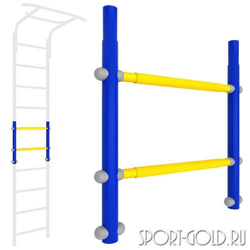 Аксессуар для ДСК ROMANA Вставка 2х490, высота 52 см Синяя слива