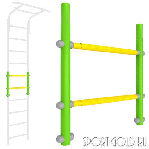Аксессуар для ДСК ROMANA Вставка 2х490, высота 52 см Зеленое яблоко