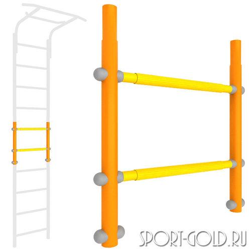 Аксессуар для ДСК ROMANA Вставка 2х490, высота 52 см Оранжевый
