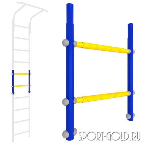 Аксессуар для ДСК ROMANA Вставка 2х410, высота 52 см Синяя слива