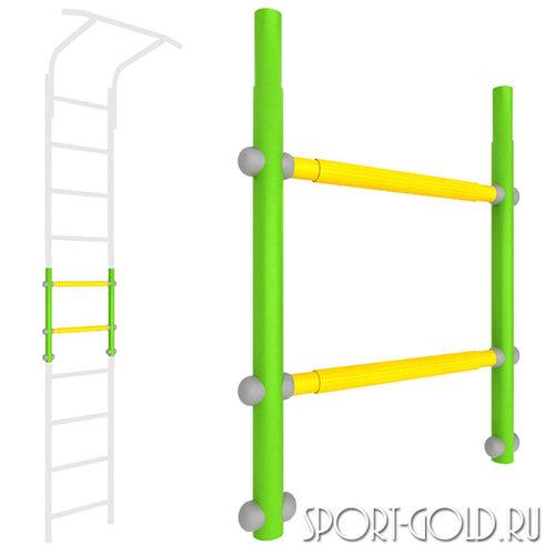 Аксессуар для ДСК ROMANA Вставка 2х410, высота 52 см Зеленое яблоко