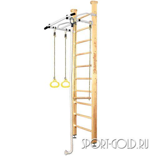 Детский спортивный комплекс Kampfer Helena Ceiling 2.67 м, Натуральный (лак)