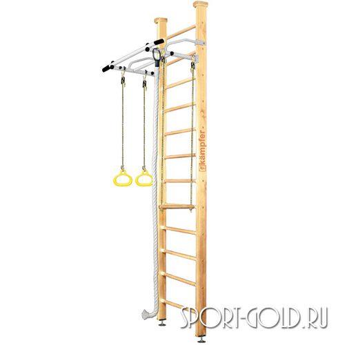 Детский спортивный комплекс Kampfer Helena Ceiling 3.0 м, Натуральный (лак)