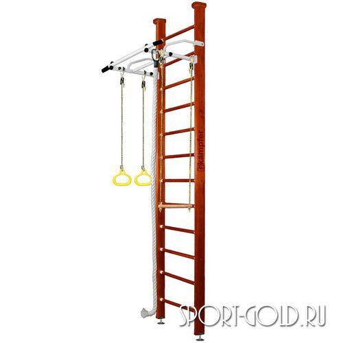Детский спортивный комплекс Kampfer Helena Ceiling 3.0 м, Вишневый