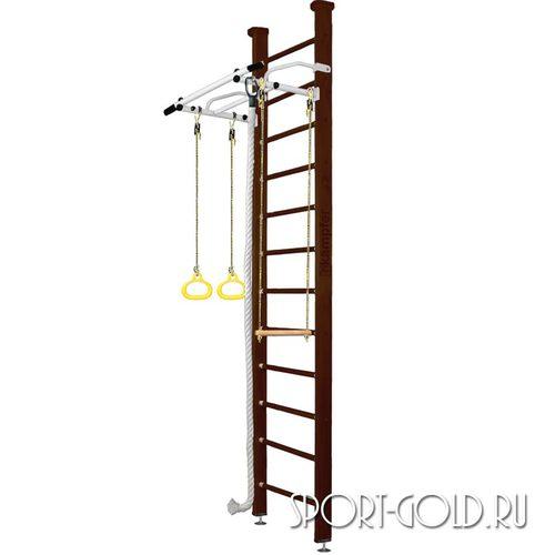 Детский спортивный комплекс Kampfer Helena Ceiling 3.0 м, Шоколадный