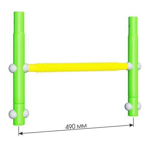 Аксессуар для ДСК ROMANA Dop9 - Вставка для увеличения высоты ДСКМ 490 Зеленое яблоко