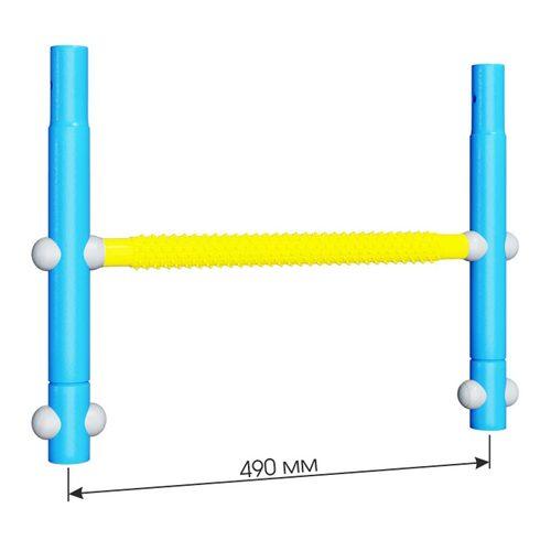 Аксессуар для ДСК ROMANA Dop9 - Вставка для увеличения высоты ДСКМ 490 Голубой 2020г