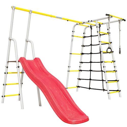Детский спортивный комплекс для дачи ROMANA Богатырь Без качелей