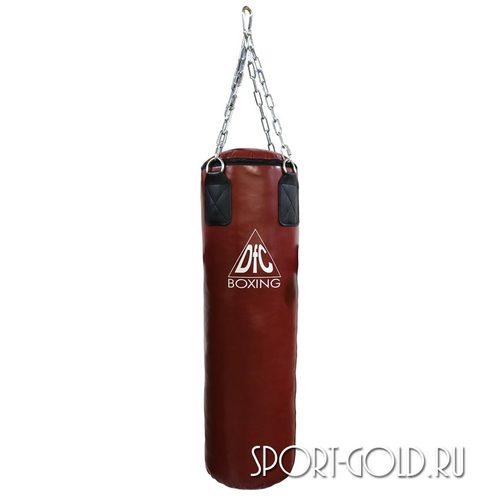 Боксерский мешок DFC HBPV2.1, 100х30 см, 30 кг, ПВХ Бордо