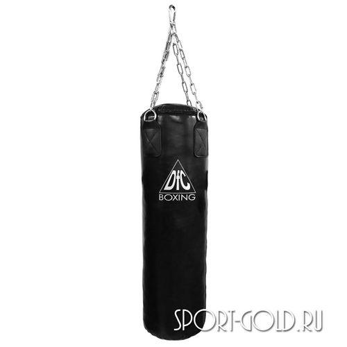 Боксерский мешок DFC HBPV2.1, 100х30 см, 30 кг, ПВХ Черный