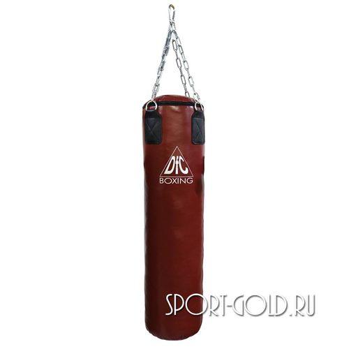 Боксерский мешок DFC HBPV3.1, 120х30 см, 35 кг, ПВХ Бордо