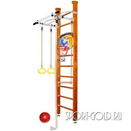 Детский спортивный комплекс Kampfer Helena Ceiling Basketball Shield 2.67 м, Классический