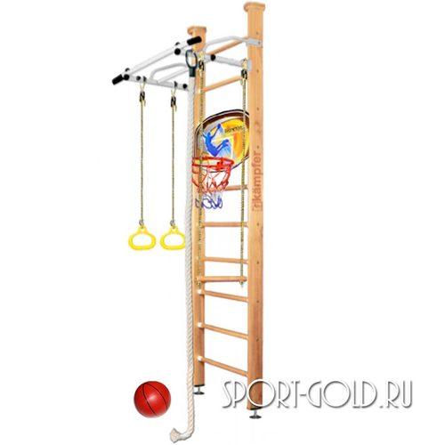 Детский спортивный комплекс Kampfer Helena Ceiling Basketball Shield 2.67 м, Без покрытия
