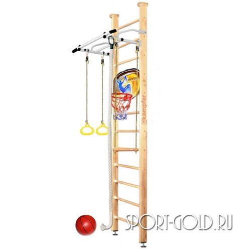 Детский спортивный комплекс Kampfer Helena Ceiling Basketball Shield 3.0 м, Без покрытия