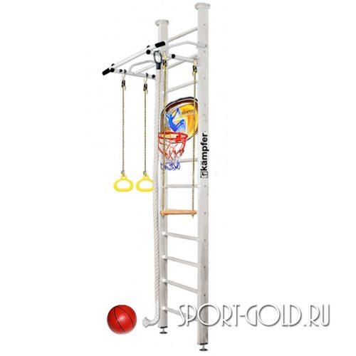 Детский спортивный комплекс Kampfer Helena Ceiling Basketball Shield 3.0 м, Жемчужный