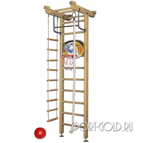 Детский спортивный комплекс Kampfer Little Sport Ceiling Basketball Shield 2.71 м, Без покрытия