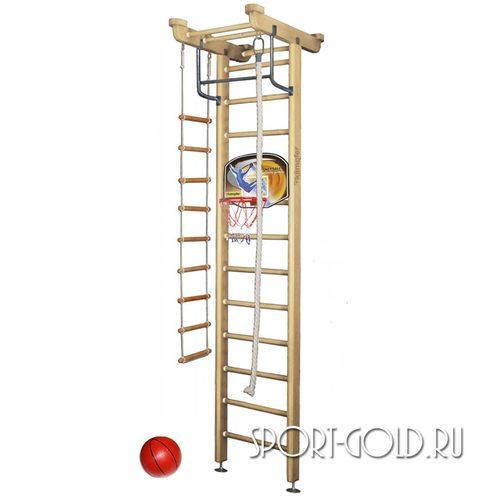 Детский спортивный комплекс Kampfer Little Sport Ceiling Basketball Shield 3.0 м, Без покрытия