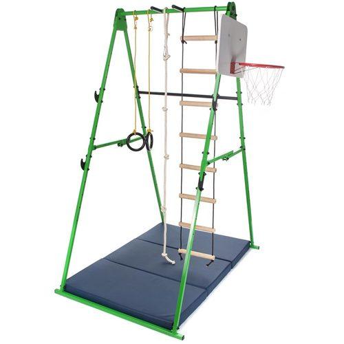 Детский спортивный комплекс КАЧАЙ Семейный К-001 Зеленый