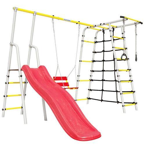 Детский спортивный комплекс для дачи ROMANA Богатырь Цепные качели