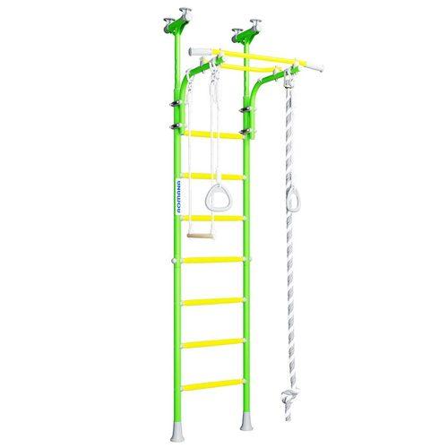 Детский спортивный комплекс ROMANA R5 Kometa / Kometa 5 Зеленое яблоко 2020 г