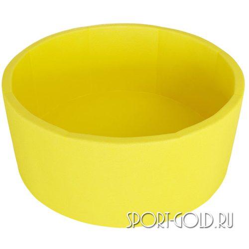 Сухой бассейн Kampfer Pretty Bubble желтый Без шариков