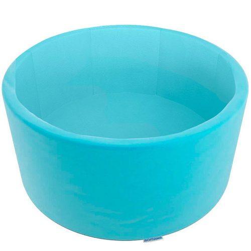 Сухой бассейн ROMANA Airpool MAX без шариков Голубой