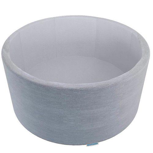 Сухой бассейн ROMANA Airpool MAX без шариков Серый