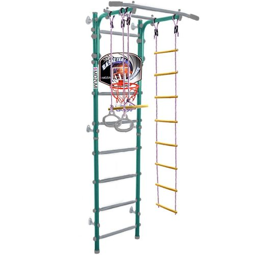 Детский спортивный комплекс Midzumi Banji Kabe Basketball Shield Ментоловый сорбет