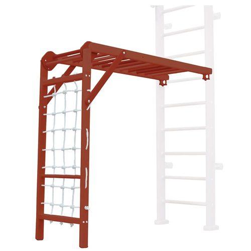 Аксессуар для ДСК Kampfer Corner - Угловая сетка-лестница Вишневый