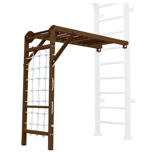 Аксессуар для ДСК Kampfer Corner - Угловая сетка-лестница Шоколадный