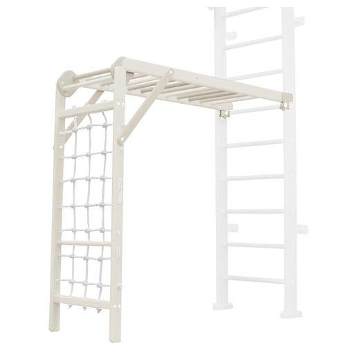 Аксессуар для ДСК Kampfer Corner - Угловая сетка-лестница Жемчужный