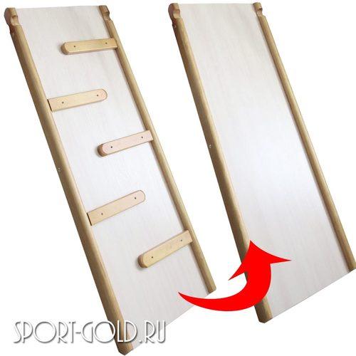 Аксессуар для ДСК Kampfer Scate - Скат-скалодром Без покрытия